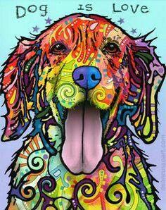El perro es amor <3