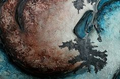 Title  Flow 2   Artist  Sylvia Sotuyo   Medium  Painting - Acrylic On Canvas