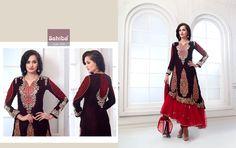 Designer Black color #salwar suit