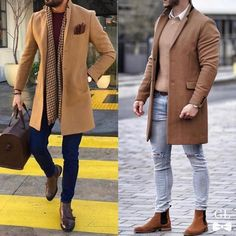 Mens Fashion Shoes, Suit Fashion, Fashion 2020, Style Fashion, Fashion Accessories, Fashion Outfits, Winter Outfits Men, Casual Outfits, Male Winter Fashion