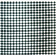 Sheetworld Gingham Check Fitted Cradle Sheet Color: