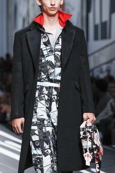Prada Spring 2018 Menswear Fashion Show Details