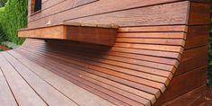 Menlo Park Deck It! - contemporary - Deck - San Francisco - Groundworks Office