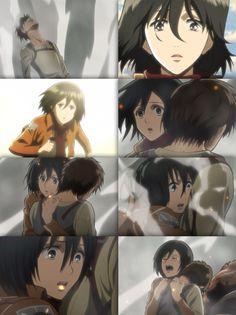 Anime Love, Anime Guys, Anime Manga, Anime Art, Aot Cosplay, Aladdin Magi, Eren X Mikasa, Sakura Uchiha, Eremika