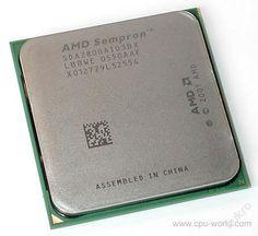 CPU AMD Sempron 64 2800  - SDA2800AIO3BX