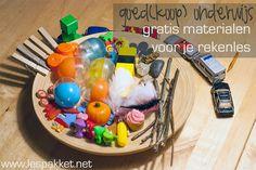 Goed(koop) onderwijs: gratis materialen voor je rekenles - jufBianca.nl