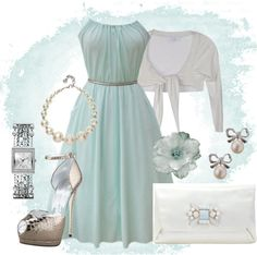 """Snake, Flower and Pearls"" by chicmaven-841 on Polyvore"