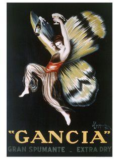 Gancia, Gran Spumenta Stampa giclée