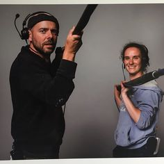 legends. Jim & Hannah #crewheroes #lastdaysofdownton