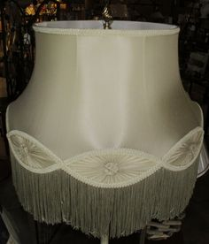 Asian oriental pagoda lamp shade cream white black 10 16w sage green cream also available scallop gallery bell silk vintage floor lamp shade 13 aloadofball Gallery