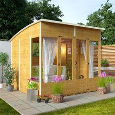 BillyOh 5000 Sunroom Summerhouse Range - 5000 Range - Garden Buildings Direct