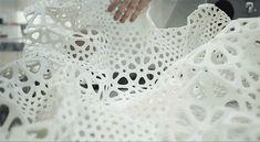 This 3D printed plastic dress flows like fabric - CNN.com http://edition.cnn.com/2014/12/17/tech/innovation/3d-printed-plastic-dress/index.html