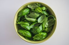 Basil HDR Collection Herbs Background Texture Bowl Close-up Day Directly Above Food Food And Drink Freshness Green Color Growing Plants Healthy Eating Herbivorous High Angle View Indoors  Ingredient Italian Food Leaf No People Raw Food Studio Shot Vegetable White Background