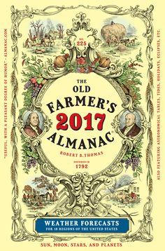 STEVEN NOBLE ILLUSTRATION: THE OLD FARMER'S ALMANAC