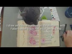 Ask, seek, knock - painted lemons designed page Knock Knock, Outline, The Creator, Journaling, Bible, Youtube, Painting, Design, Biblia