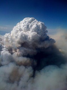 Pyrocumulus_Cloud_Station_Fire_Aerial_View