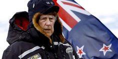 Sir Edmund Hillary: First Ascent of Mount Everest