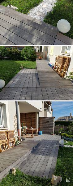 Terrasse thermofrêne de 290 m² pour cette maison contemporaine en - prix d une terrasse en bois