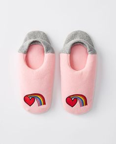 Supersoft Slippers in Happy Ever After by Hanna Andersson