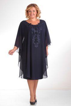 Платья больших размеров 52-64 для полных