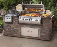 Turn dad into the barbecue king this summer with a new stainless steel grill. Stainless steel grills are extremely durable, will last for years, and offer countless al fresco meals during summer cookouts. Photo: RH Peterson Co.; Photograph by Steve Pollock Studios http://www.poolspaoutdoor.com/blog/entryid/89/ideas-for-fathers-day.aspx