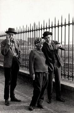 sur le tournage de Jules et Jim (1962), par Giancarlo Bonora.
