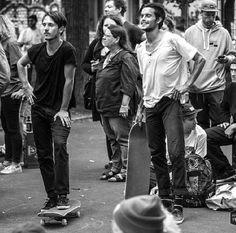 Austyn & Dylan on HUF Stoopseurotour.