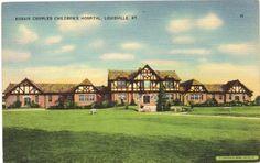 Kosair Children's Hospital Eastern Parkway, Louisville, Ky., 1940s