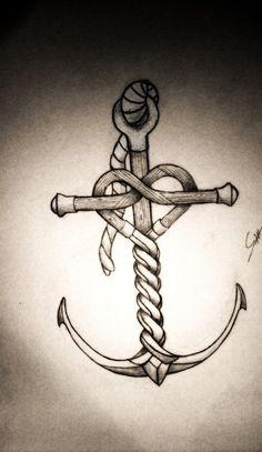 Tattoo Ideas Anchors (16) | Tattoo Ideas Pickers