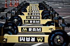 Metal Athletics RAM Athletics, Monster Trucks, Metal, Metals