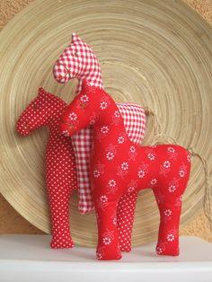 Já mám koně, červený koně