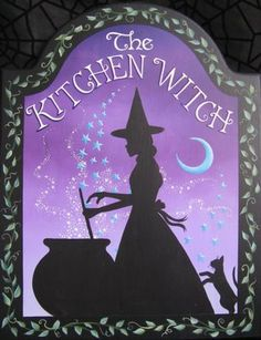 halloween witches kitchen