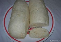 Fotorecept: Kysnutá žemľová knedľa parená Gnocchi, Side Dishes, Recipies, Dairy, Menu, Bread, Cheese, Cooking, Czech Republic