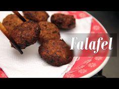 Como fazer Falafel - YouTube