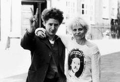 Malcolm McClaren & Vivienne Westwood