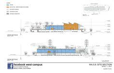 Facebook Campus   Frank Gehry
