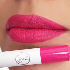 """@sigmabeauty Lip Base in Euphoria is perfection!"" --#MUA @sarahbeautypov. Shop the link in our bio to get this #beautiful #pout! // #sigmabeauty #lippy"