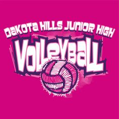 Select Spiritwear for Team Design Templates - Volleyball #27