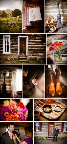 Golden, Colorado Wedding #rustic #barn #colorado #coloradowedding