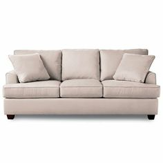 Linden Street Danbury Sofa Jcpenney In Taupe Velvet Find This Pin And More On I Need A New Couch