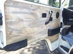 wood-panels Vw T3 Westfalia, Vw Minibus, Vw T3 Syncro, T3 Vw, Kombi Motorhome, Volkswagen Bus Interior, Best Car Interior, Custom Car Interior, Campervan Interior