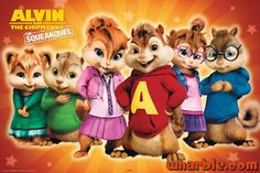 alvin and the chipmunks - Google Search