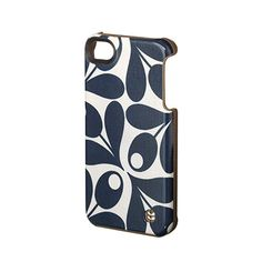 orla kiely - acorn cup cover for iphone 4