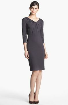 Ro & De Twist Front Dress available at #Nordstrom- in another color though