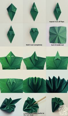 How to make an origami venus kusudama cactus tutorial - Part 1. - Making the venus I know there's a lot of good video tutorial on youtube about the venus (and I recommend them), but since a lot of you...