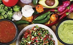 Try these delicious healthy vegetarian Mexican recipes to add some zing to your diet while staying healthy. Vegetarian Mexican Recipes, Mexican Cooking, Mexican Menu, Mexican Dishes, Mexican Salsa, Slow Cooker Appetizers, Lunch Recipes, Healthy Recipes, Party Recipes