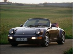 Porsche 911 Carrera 2 Cabriolet 3.6 Turbo Look (Type 964) - 1993