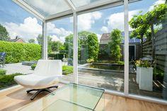 Het glas was goed gepoetst ;-) #serre #glas #uitzicht #tuin #inspiratie #woning #verkoop #zien_24 #realestate