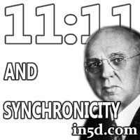 Edgar Cayce mentioned 11:11 one time in his readings, yet this observation has gone relatively unnoticed until now.