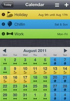 Daily Routine --> http://itunes.apple.com/us/app/daily-routine/id445173933?mt=8